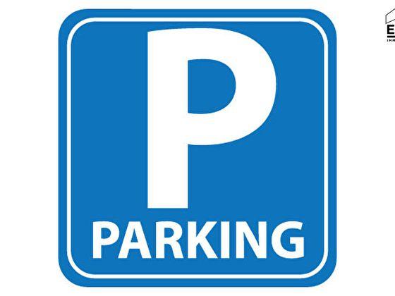 Location parking 14 m2