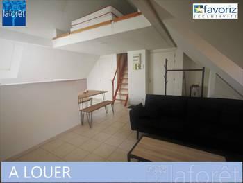 Appartement meublé 2 pièces 23,97 m2