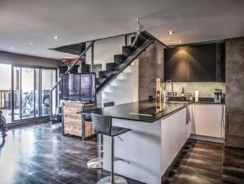 Appartement 3 pièces 89,68 m2