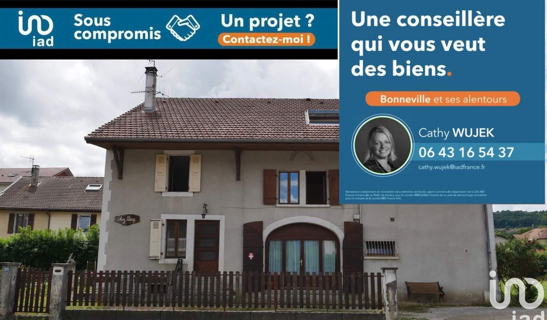 Maison avec terrasse Valleiry