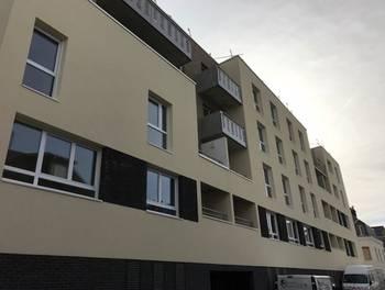 Appartement 2 pièces 41,19 m2