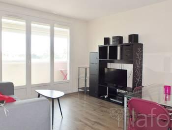 Appartement meublé 2 pièces 47,43 m2
