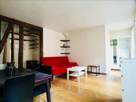 Location appartement meublé 2 pièces 3726 m2 paris 14ème