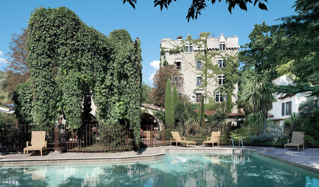 Castle Molitg-les-Bains