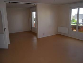 Appartement 3 pièces 71,15 m2