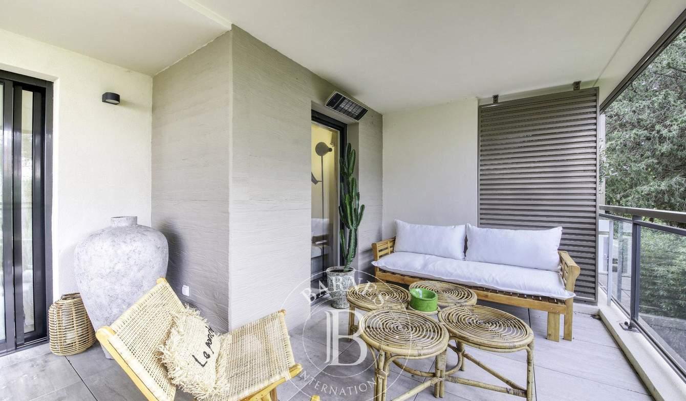 Apartment with pool Saint-Tropez