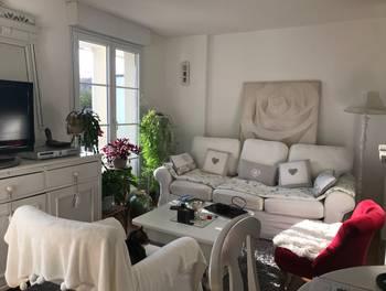 Appartement 2 pièces 50,86 m2