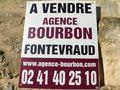 vente Terrain Montsoreau