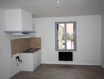 Appartement 2 pièces 38,21 m2