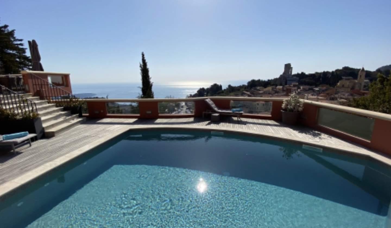 Villa avec piscine La Turbie