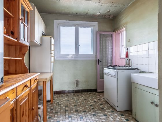 Vente appartement 4 pièces 71,52 m2