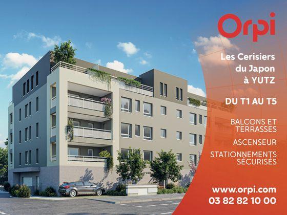 Vente appartement 3 pièces 67,69 m2