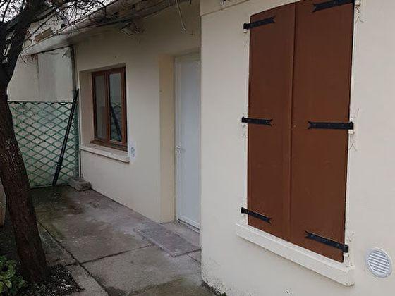 Location maison 2 pièces 30 m2