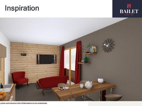 Vente appartement 2 pièces 34,35 m2