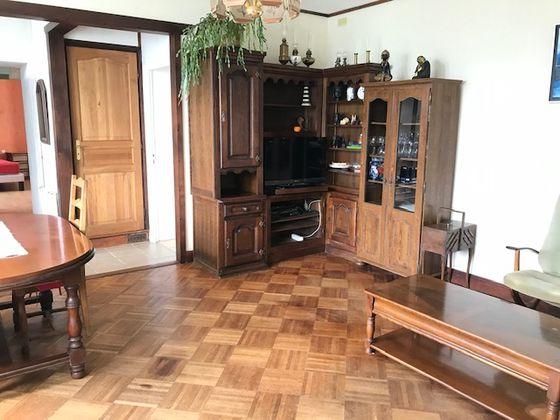Vente maison 5 pièces 104,75 m2