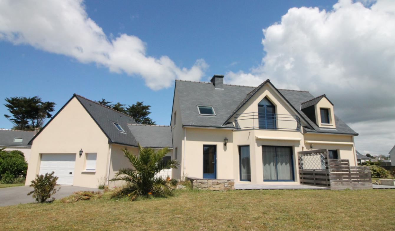 Maison avec terrasse Plouhinec