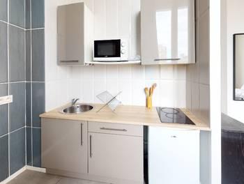 Studio meublé 25,49 m2