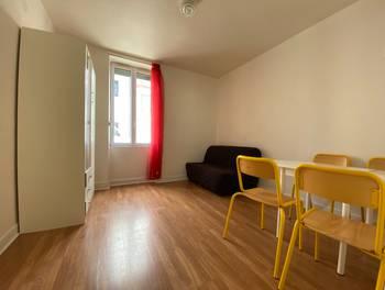 Studio meublé 19,5 m2