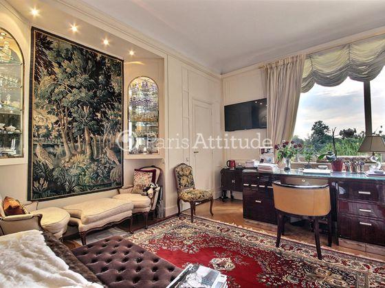 Location appartement meublé 6 pièces 260 m2
