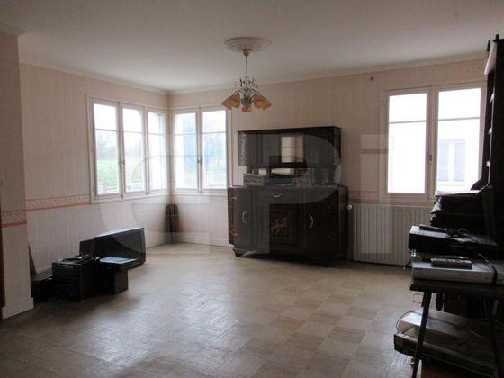 Vente maison 6 pièces 101,35 m2