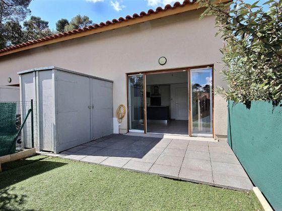 vente Maison 2 pièces 40 m2 Marseille 11ème