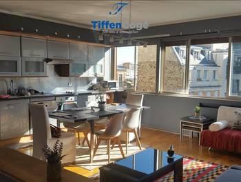 Appartement meublé 2 pièces 51,13 m2