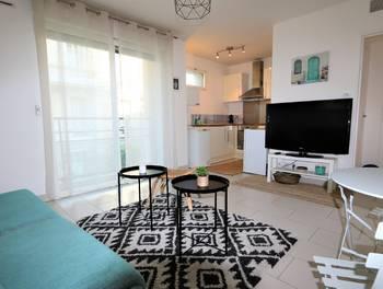 Appartement 2 pièces 35,87 m2