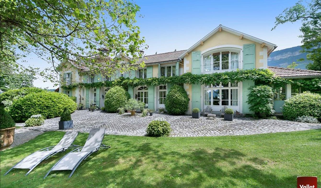 Maison avec piscine Aix-les-Bains