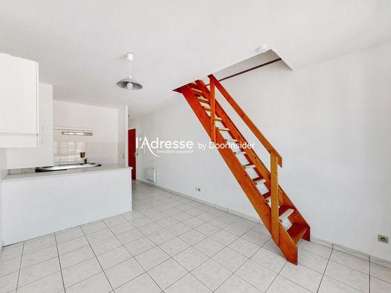 Location appartement 2 pièces 32,74 m2