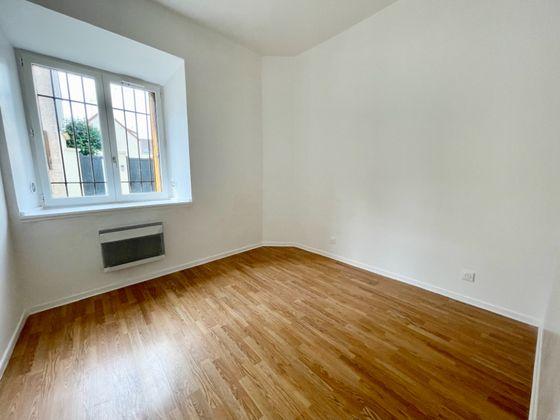 Vente appartement 2 pièces 33,32 m2