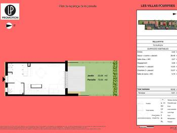 Maison 2 pièces 64 m2