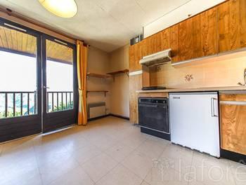 Appartement 2 pièces 26,18 m2
