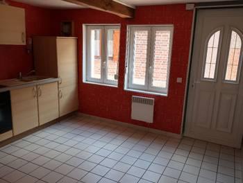 Maison 3 pièces 61,37 m2