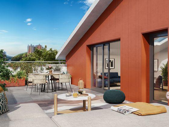 Vente appartement 2 pièces 46,04 m2