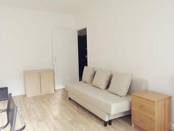 Studio meublé 26,08 m2