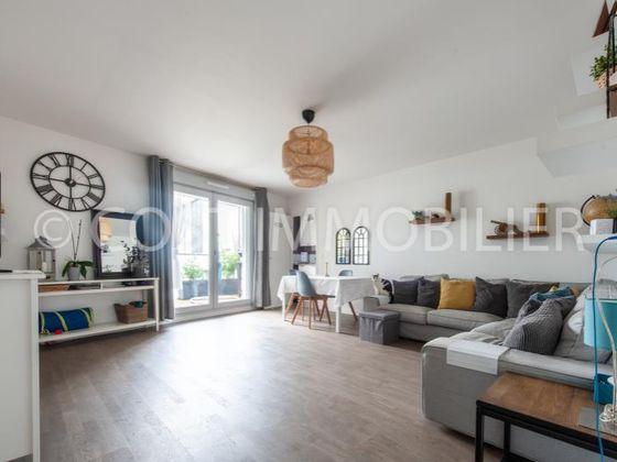 Vente appartement 4 pièces 80,1 m2
