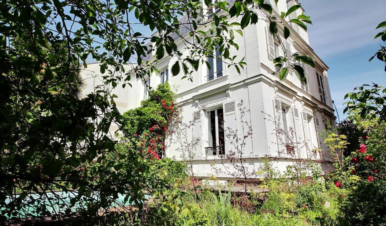 Maison avec jardin Vincennes