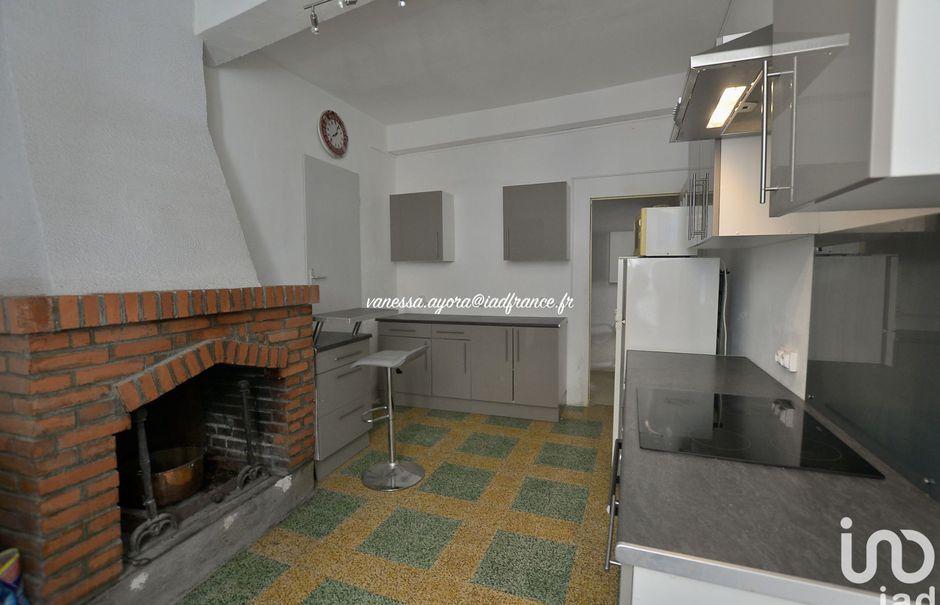 Vente maison 5 pièces 140 m² à Saint-Marcel-sur-Aude (11120), 144 000 €