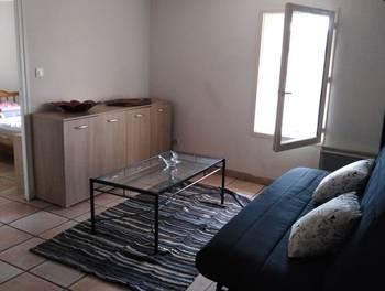 Appartement meublé 2 pièces 28,12 m2