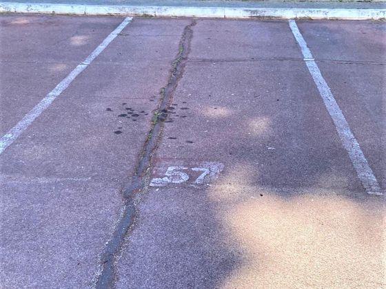 Vente parking