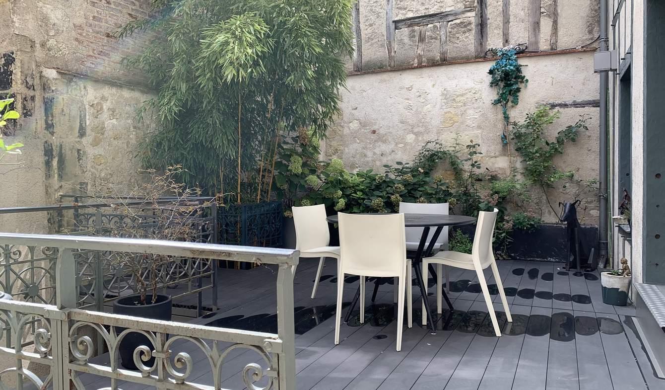 Maison avec terrasse Amboise