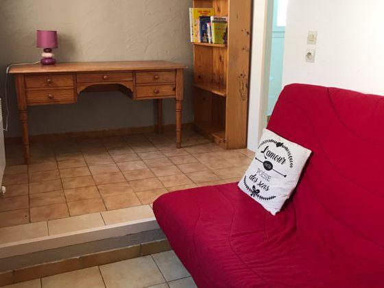 Location maison meublée 3 pièces 55 m2