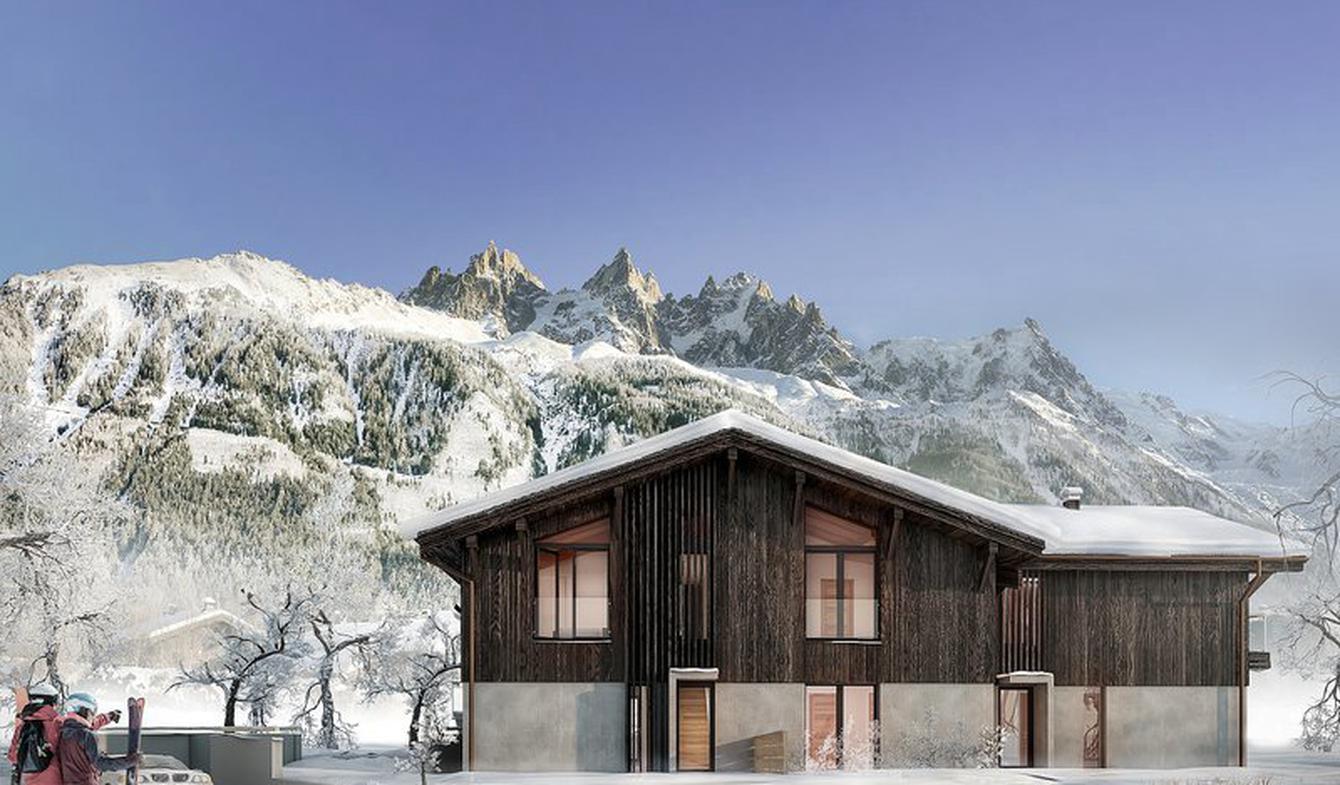 Maison avec terrasse Chamonix-Mont-Blanc
