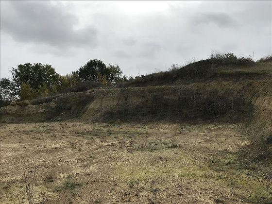 Vente terrain 2492 m2