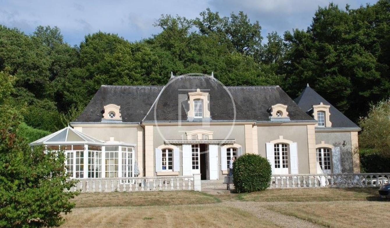 Maison avec terrasse Cour-Cheverny