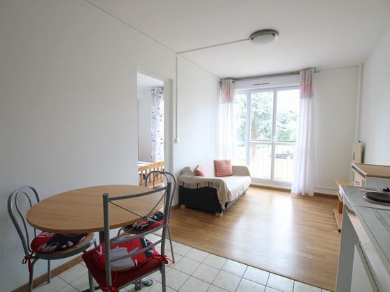 Vente appartement 2 pièces 29,8 m2