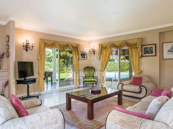 Vente villa 445 m2
