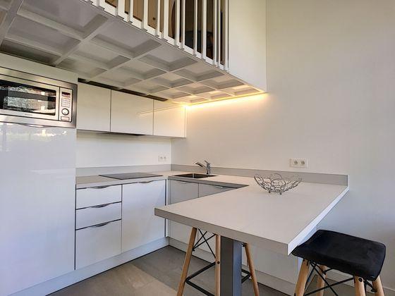 Vente appartement 2 pièces 34,6 m2