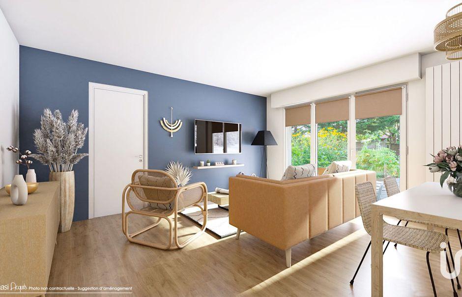 Vente appartement 2 pièces 47 m² à Nanterre (92000), 325 000 €