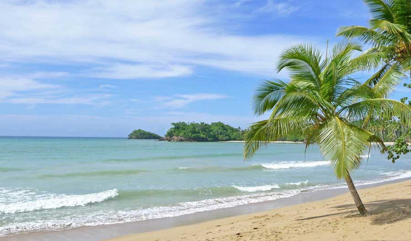 Propriété avec piscine en bord de mer Las Terrenas